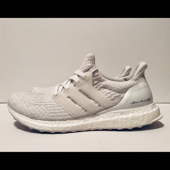 new concept 2df66 01ee2 Adidas UltraBOOST 3.0 Ultra Boost Mens Sz 8 White